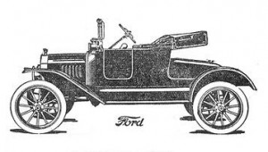 Model-T Ford